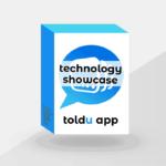 toldu app showcase