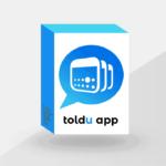 toldu app